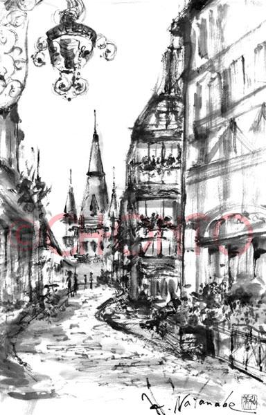 ヨーロッパ街