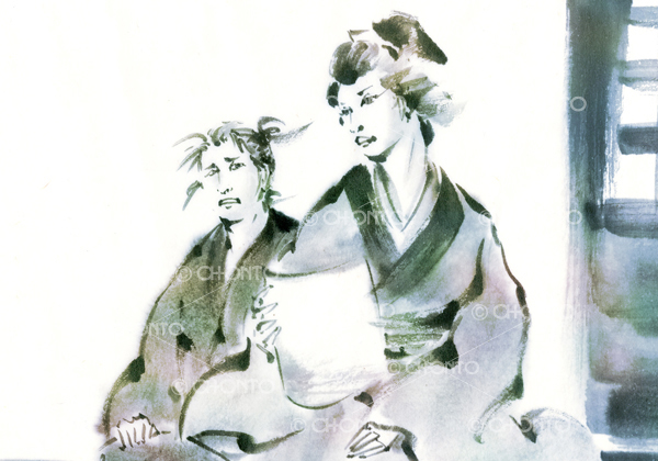 江戸 女2